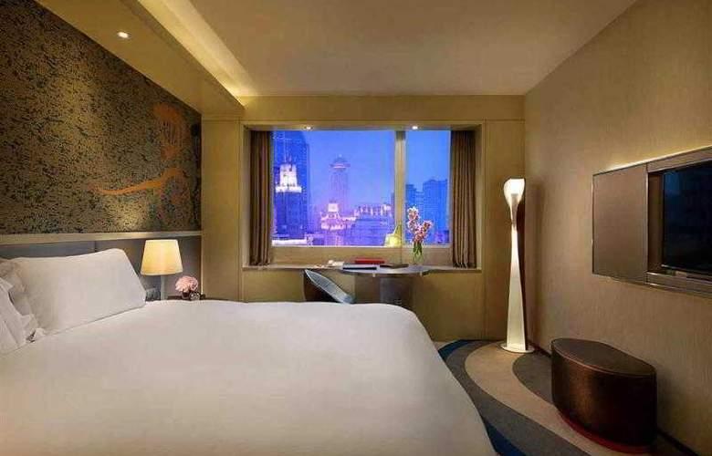 Sofitel Shanghai Hyland - Hotel - 12