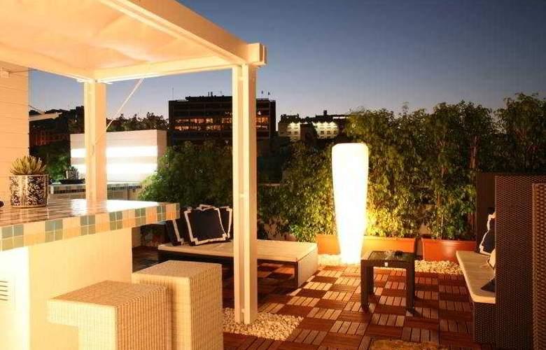 Lisboa Plaza - Terrace - 3