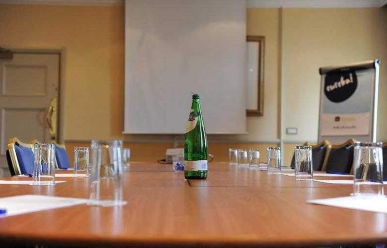 Best Western Stoke-On-Trent Moat House - Hotel - 12