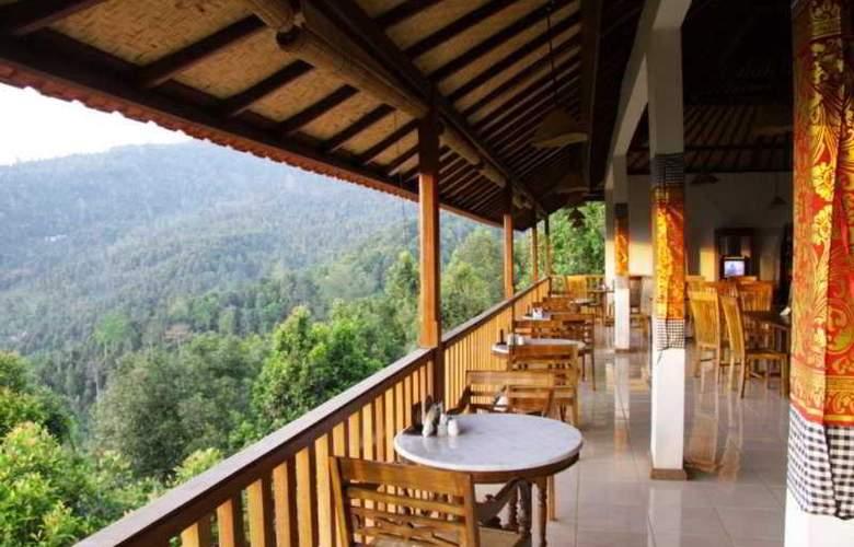 Munduk Sari Garden Villa - Restaurant - 7