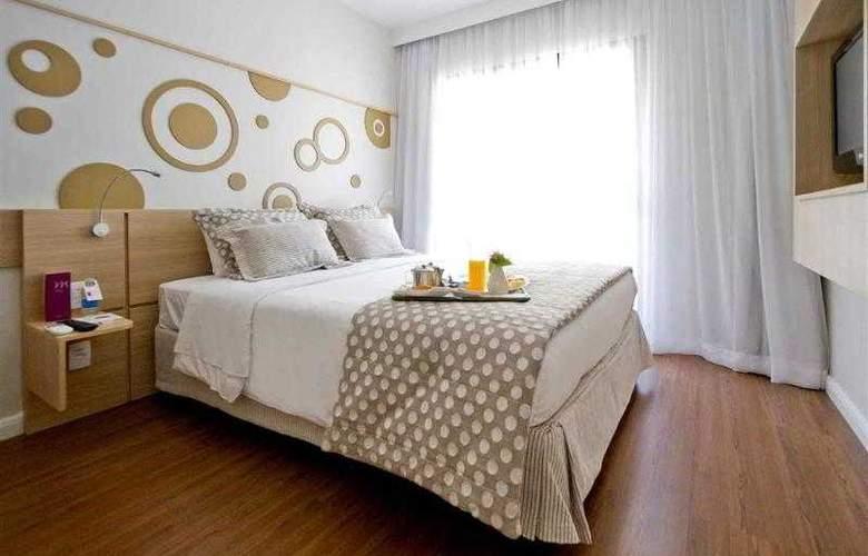 Mercure Sao Paulo Alamedas - Room - 1