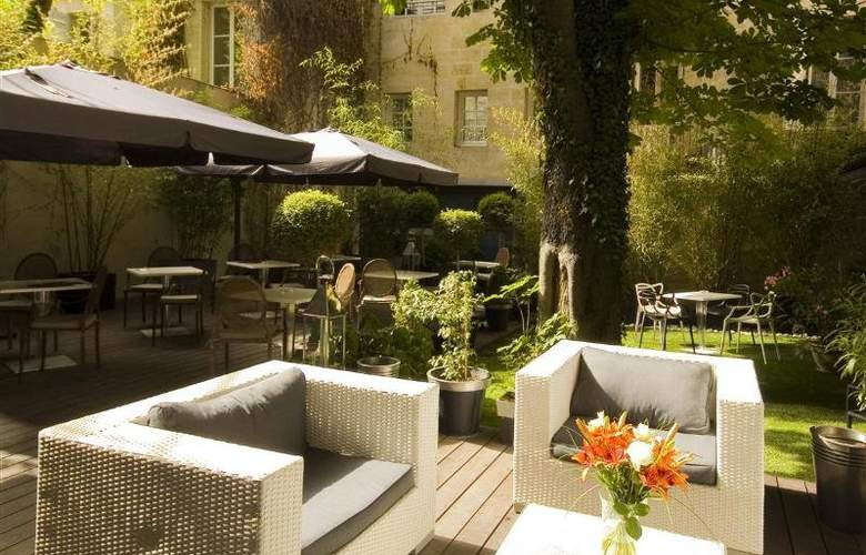 Le Boutique Hotel - Terrace - 19