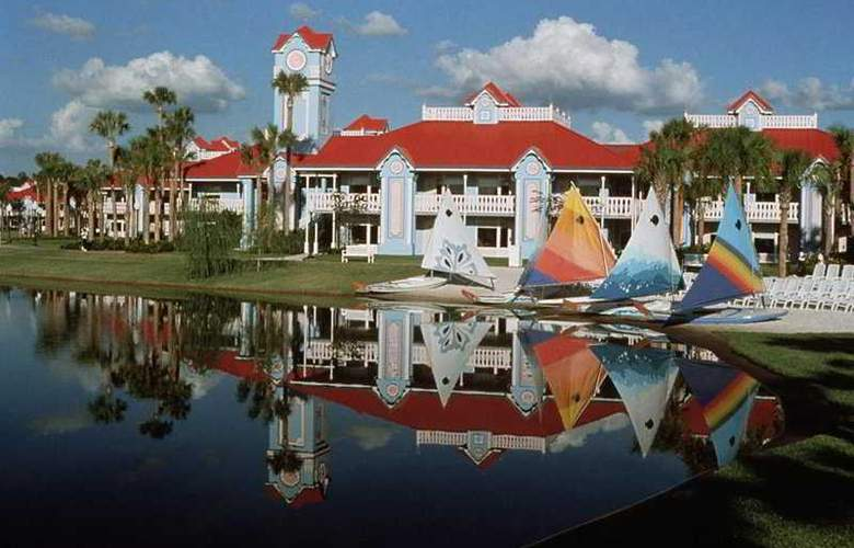 Disney's Caribbean Beach Resort - General - 1
