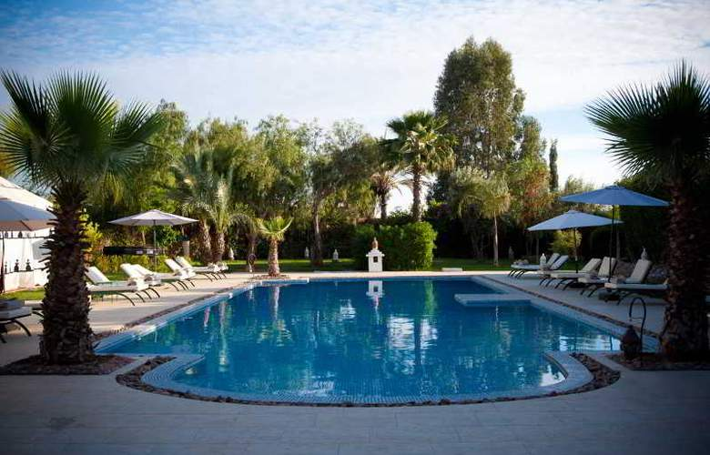 Kasbah Dar Ilham - Pool - 8