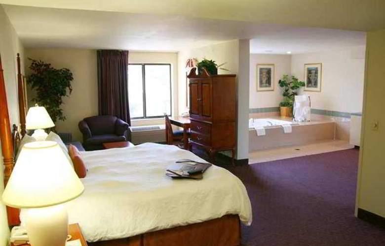 Hampton Inn Oakland-Hayward - Hotel - 9