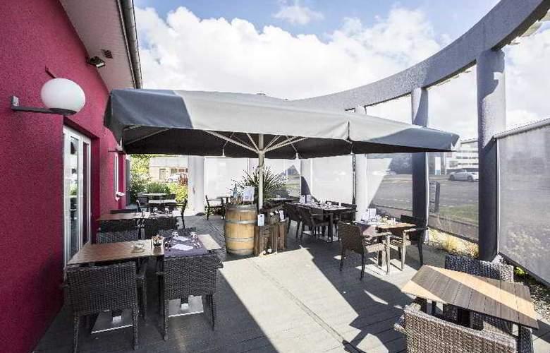 Brit Le Castel - Terrace - 19