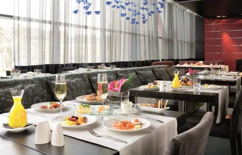 Hesperia Tower - Restaurant - 6