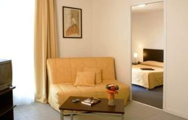 Zenitude Hotel-Résidences Besançon La City  - Room - 3