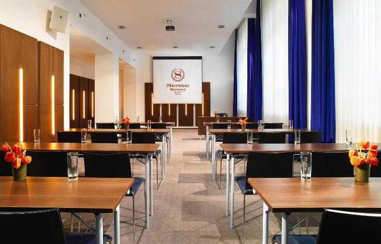 Sheraton Hannover Pelikan - Conference - 18