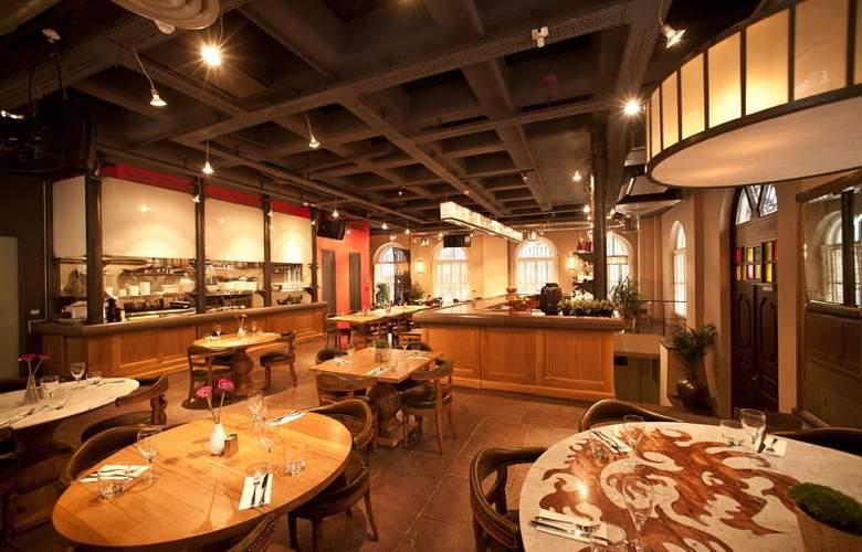 Misafir suites 8 istanbul - Restaurant - 6