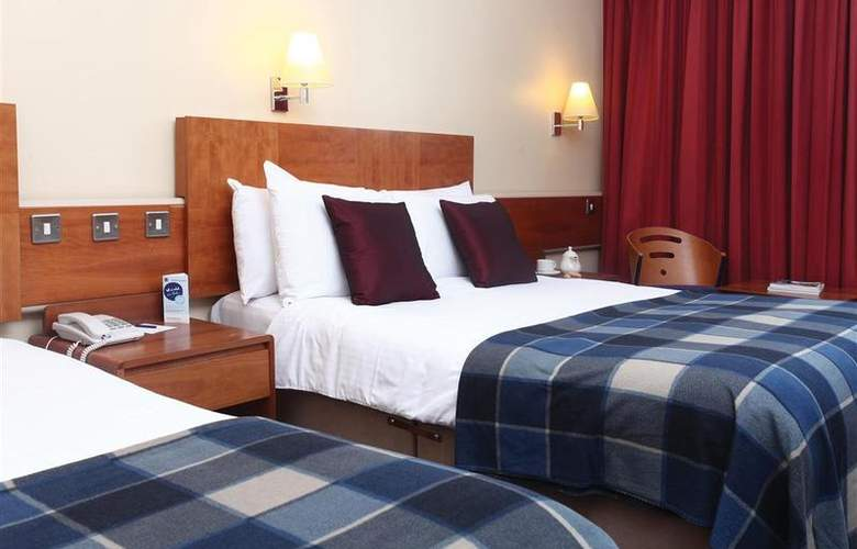 Best Western Kings Manor Hotel - Room - 212