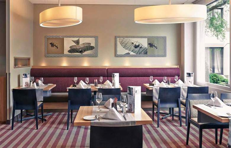Mercure Airport Berlin Tegel - Restaurant - 15
