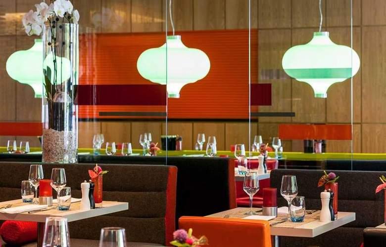 Novotel Amsterdam City - Restaurant - 14
