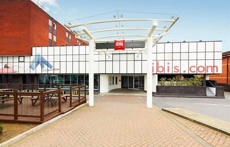 Ibis Heathrow Airport - Hotel - 9