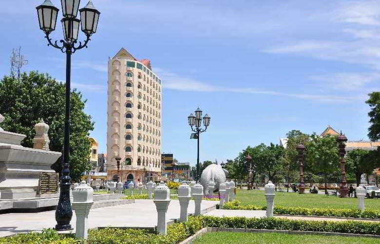 Landscape Hotel Phnom Penh - Hotel - 9