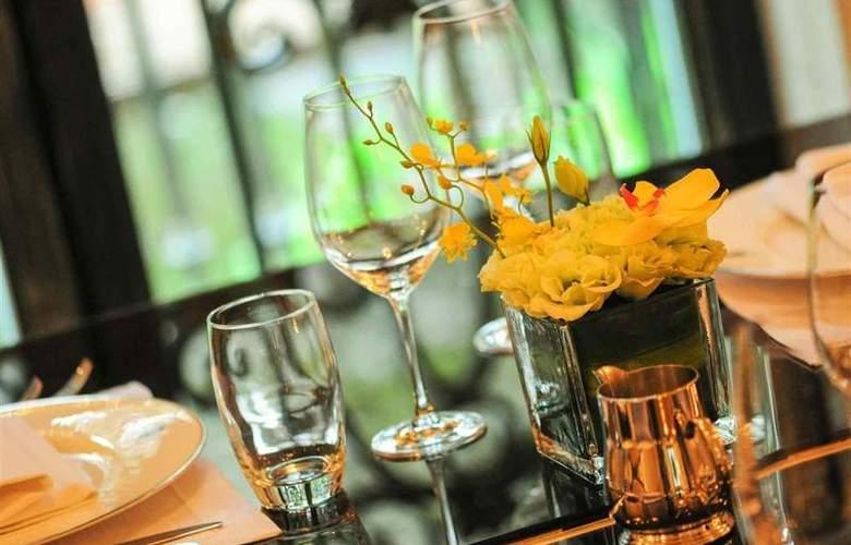 Sofitel Legend Peoples Grand Hotel Xian - Restaurant - 105
