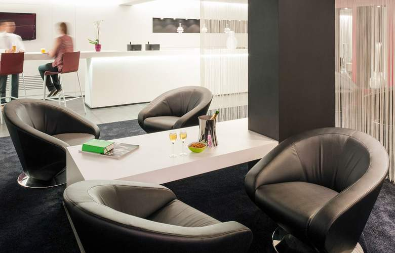Ibis Styles Brussels Louise - Bar - 3