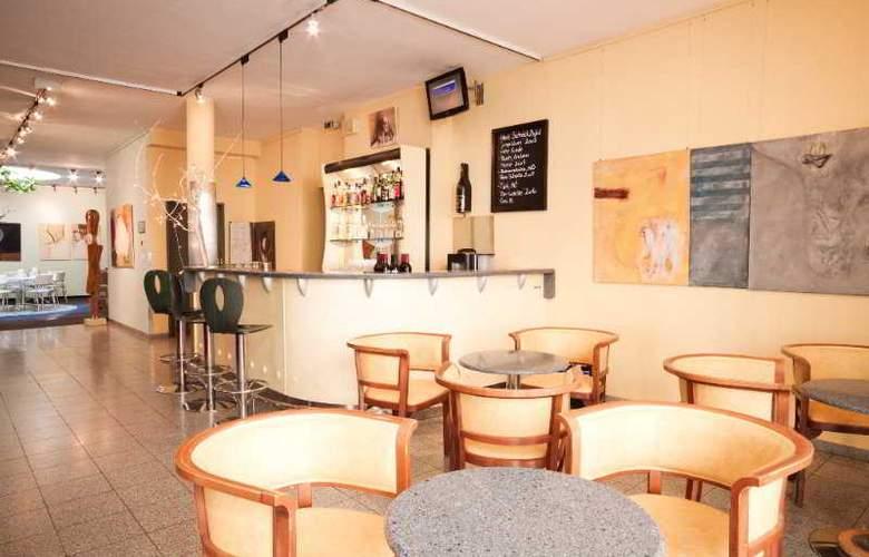 The Art Hotel Vienna - Restaurant - 4