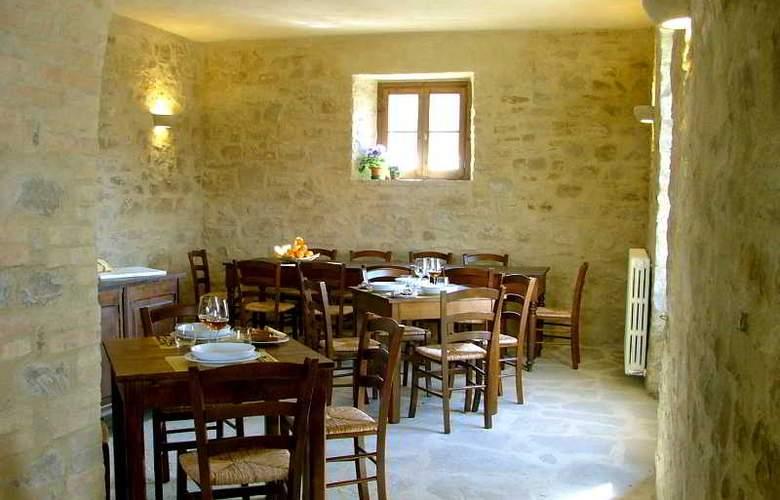 Tavola dei Cavalieri Il Borgo - Restaurant - 6
