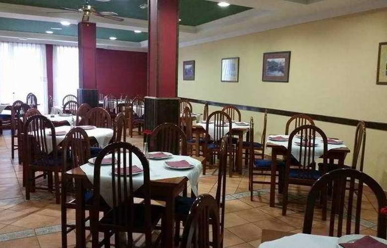 Hotel 2 * y Apartamentos Peña Santa - Restaurant - 25