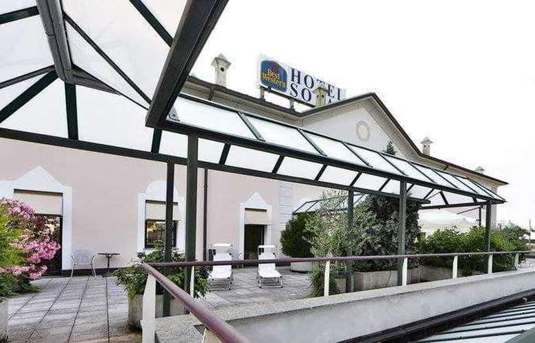 BEST WESTERN Hotel Solaf - Hotel - 1