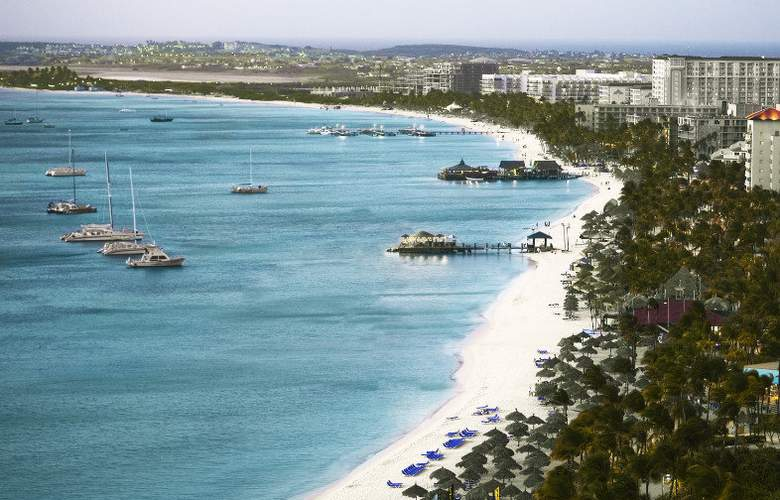 RIU Palace Antillas - Adults Only - All Inclusive - Beach - 27