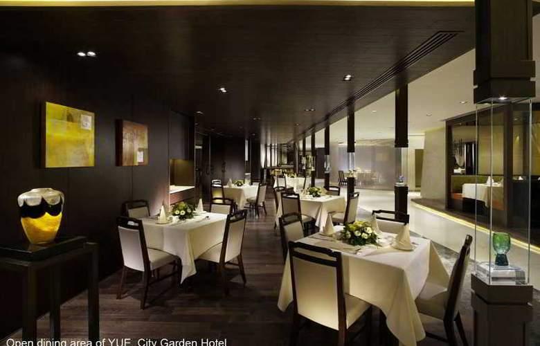 City Garden - Restaurant - 20