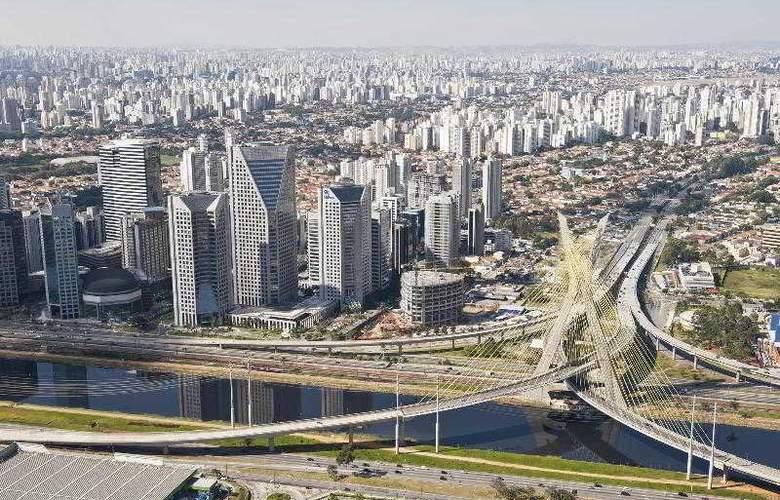 Sheraton Sao Paulo WTC - Hotel - 13