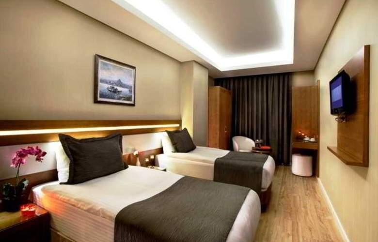 Sorriso Hotel - Room - 5
