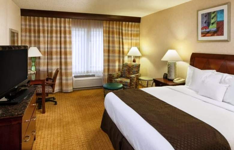 Doubletree Hotel Bloomington - Room - 12