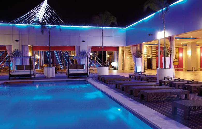 Hotel Riu Plaza Guadalajara - Pool - 18