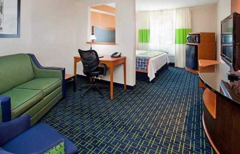 Fairfield Inn & Suites Houston I-45 North - Hotel - 3