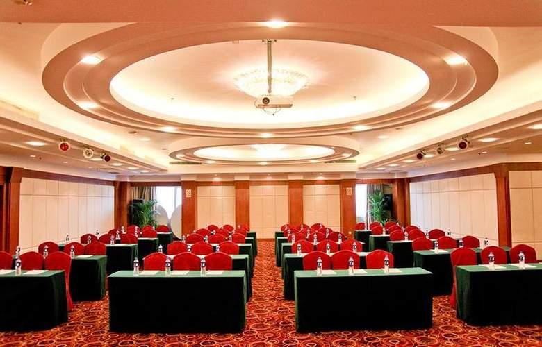 Best Western Fuzhou Fortune Hotel - Conference - 39