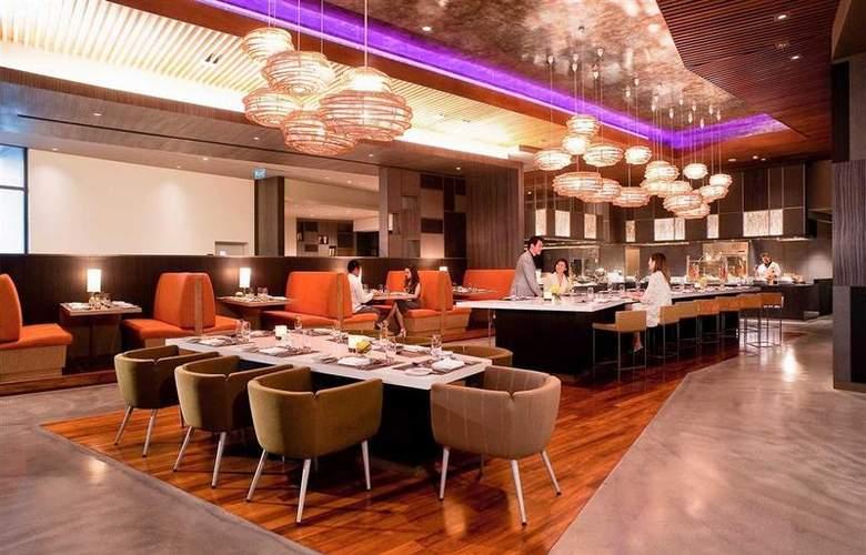 Novotel Bangkok Platinum - Restaurant - 55