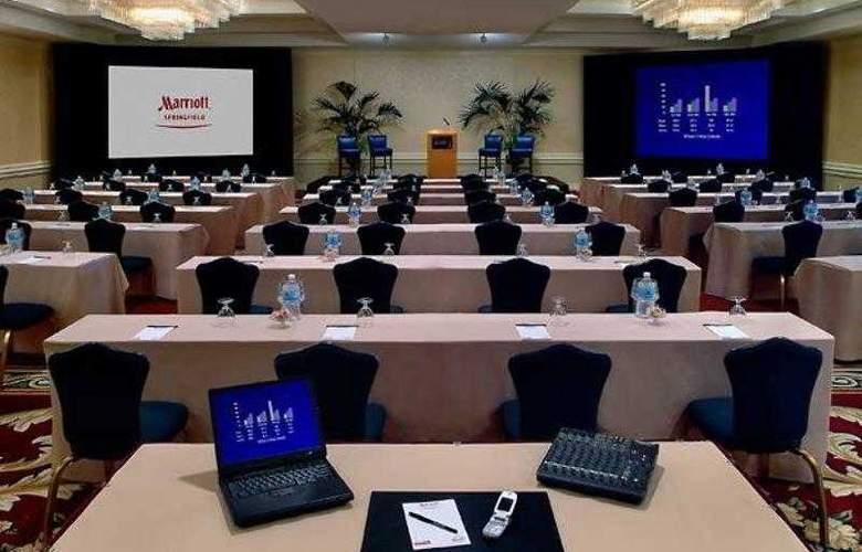 Springfield Marriott - Hotel - 3