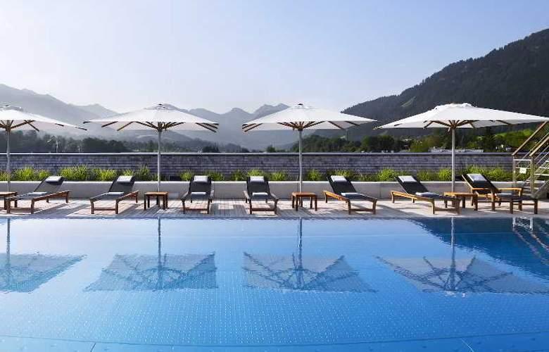 Schwazer Adler Hotel - Pool - 8