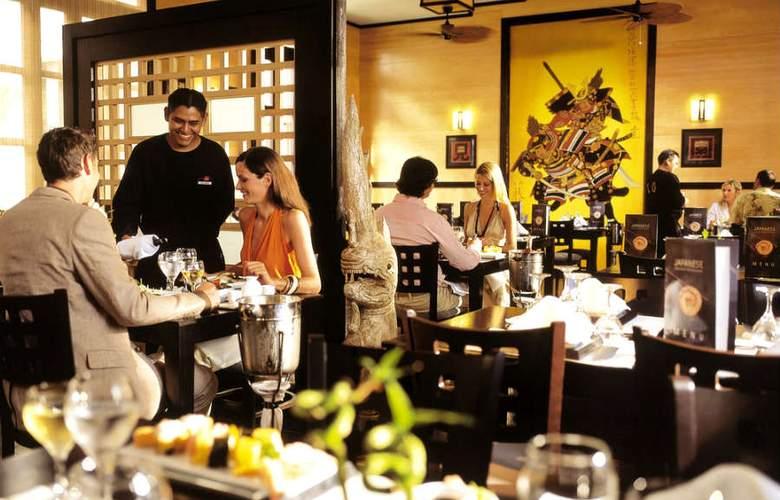 Riu Palace Riviera Maya - Restaurant - 16