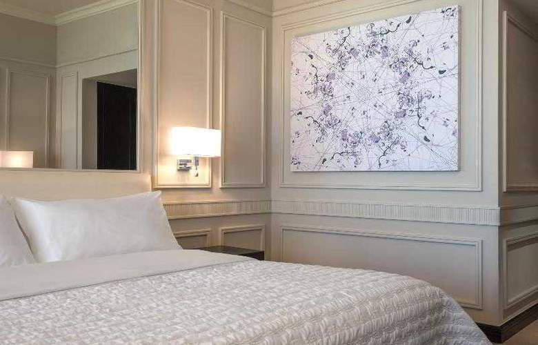 Le Meridien Mina Seyahi - Hotel - 16