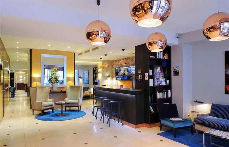 Mercure Paris La Sorbonne - Bar - 50