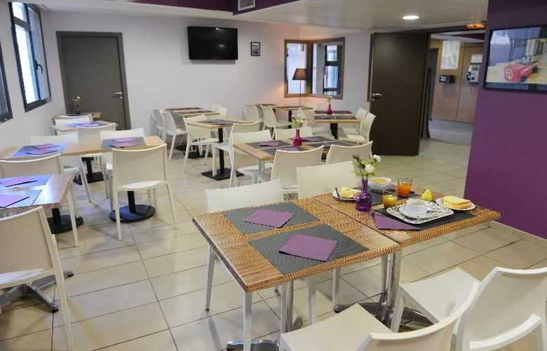 Residhotel Lyon Lamartine - Restaurant - 14