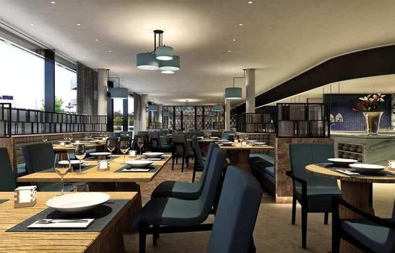 Hilton Amsterdam Airport Schiphol - Restaurant - 18