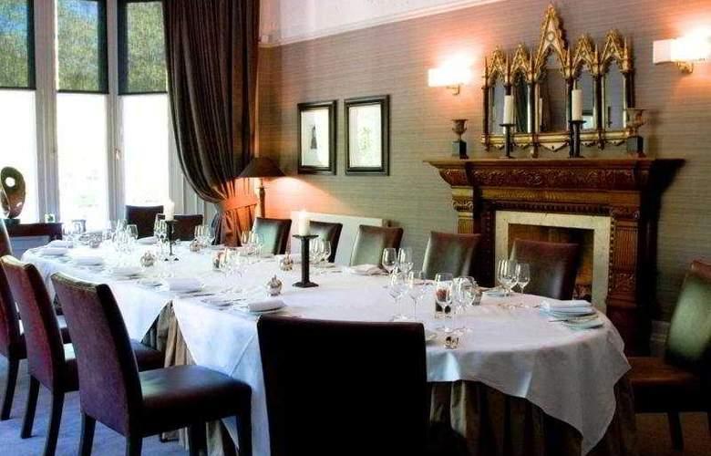 Hotel Du Vin @ One Devonshire Gardens - Restaurant - 8