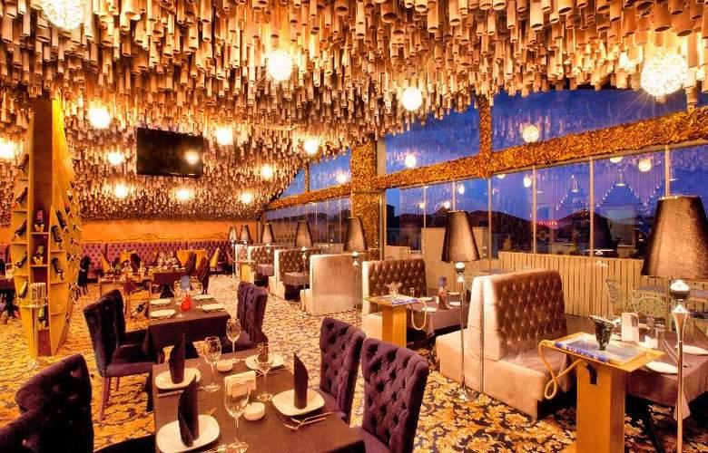 Teatro Boutique Hotel - Restaurant - 19