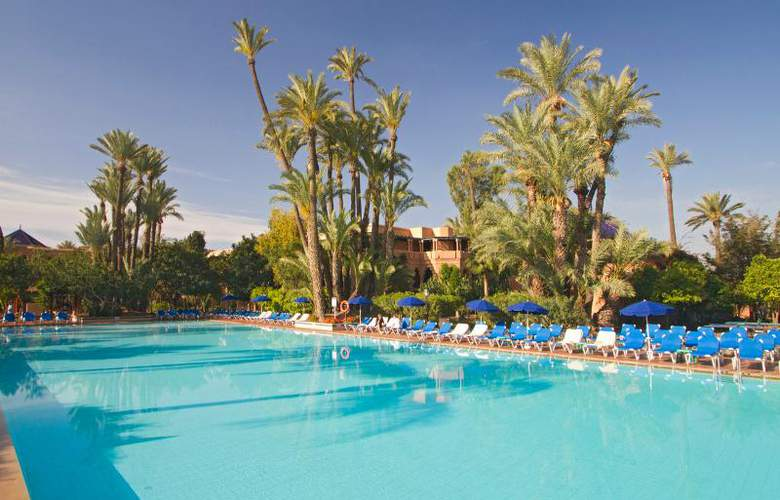 Hotel Riu Tikida Garden - Pool - 26