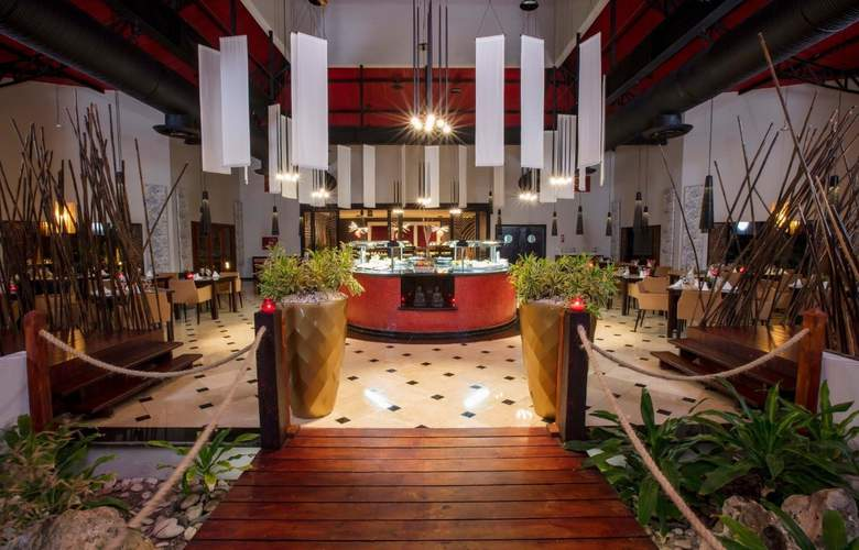 Grand Palladium Punta Cana Resort & Spa  - Restaurant - 32