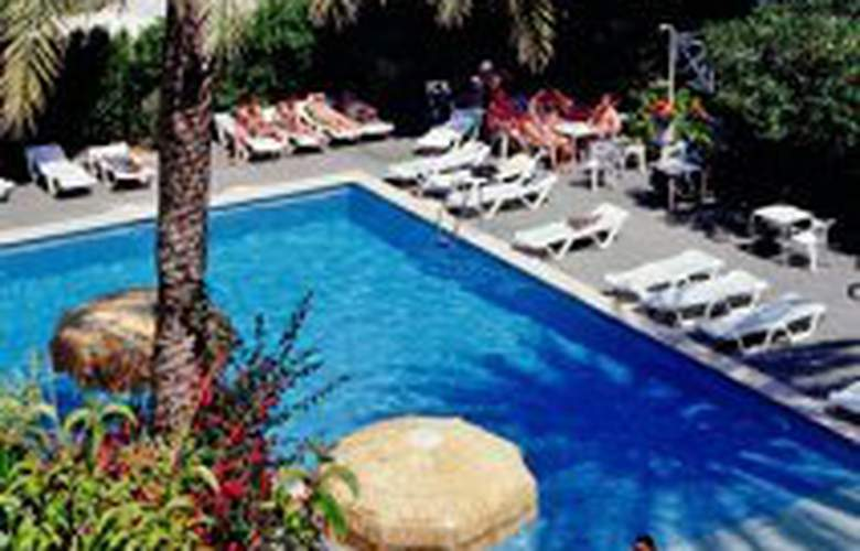 Hispania Hotel - Pool - 4