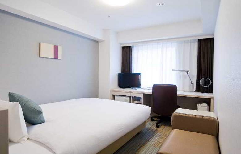 Daiwa Roynet Hotel Osaka Uehonmachi - Hotel - 7