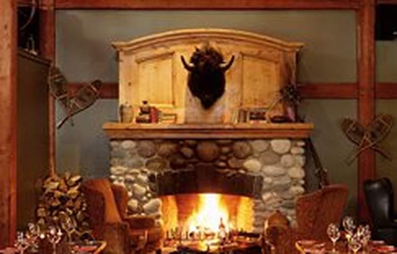 Buffalo Mountain Lodge - Restaurant - 3