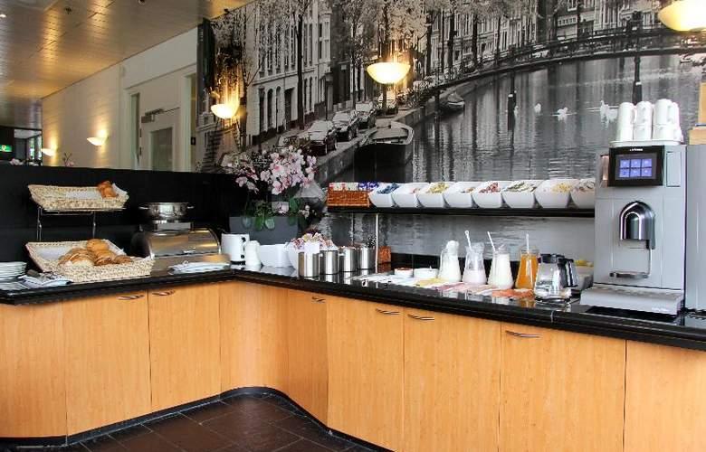 Bastion Hotel Amsterdam Noord - Restaurant - 11