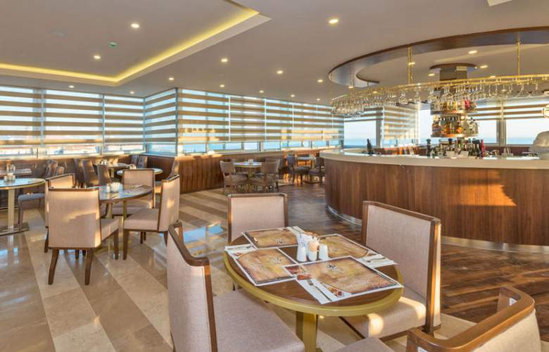 Bekdas Hotel Deluxe - Restaurant - 76